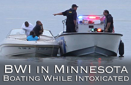 Bwi Charges In Minnesota Boating While Intoxicated